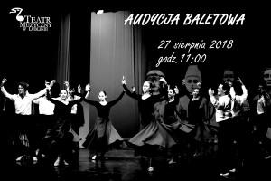 Audycja baletowa
