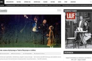 Lajf – Magazyn lubelski: Koniec sezonu artystycznego w Teatrze Muzycznym w Lublinie