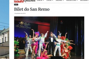 NowyTydzien.pl: Bilet do San Remo