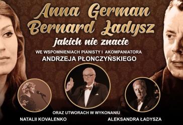 ANNA GERMAN i BERNARD ŁADYSZ jakich nie znacie
