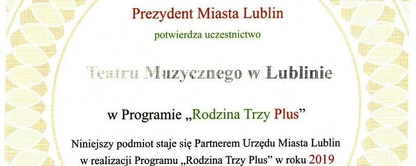 """Gala Konkursu o tytuł """"Podmiotu Przyjaznego Dużej Rodzinie"""""""