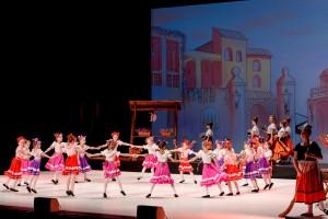 Don Kichot grawitan balet akrobatyka csk (4)