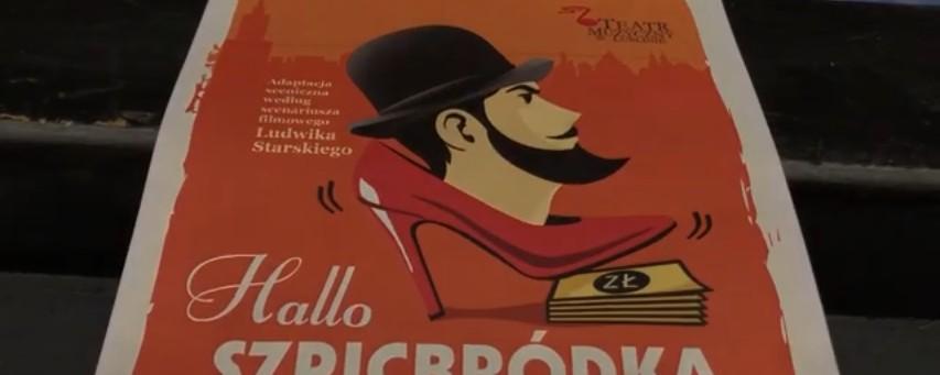 """Premiera musicalu """"Hallo Szpicbródka"""" już w lutym na deskach naszego Teatru!"""