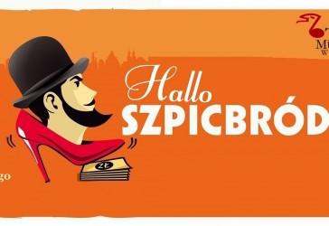 Hallo Szpicbródka