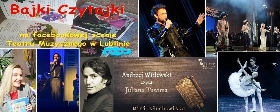Teatr Muzyczny w Lublinie nie daje się pandemii