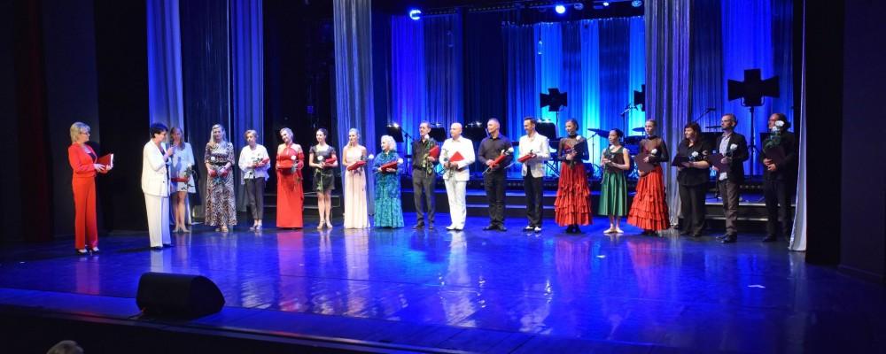 Wyróżnienia z okazji Międzynarodowego Dnia Teatru dla artystów i pracowników Teatru Muzycznego w Lublinie
