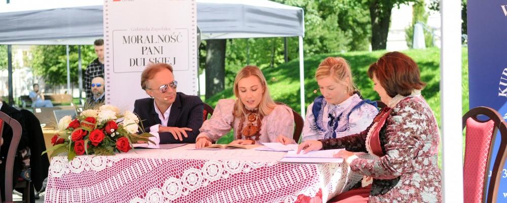 4 września odbyła się jubileuszowa, dziesiąta odsłona Narodowego Czytania