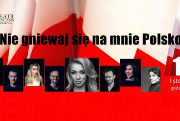 Nie gniewaj się na mnie Polsko