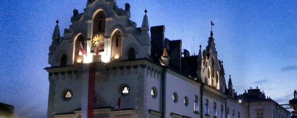 Noc w Operze na Rynku w Rzeszowie. Wywiad z Iwoną Sawulską - Dyrektor Teatru Muzycznego